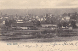 CHATEAU-SALINS - MOSELLE - (57) - CPA EDITEUR NELS - SERIE 130 - N°1 DE 1905. - Chateau Salins