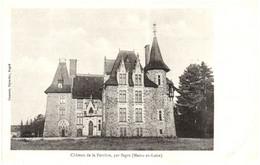 49 Chateau De La Ferrière Par SEGRE - Segre