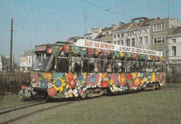 Antwerpen PCC 2067 Bloementram - Tram