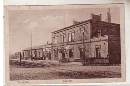 47480 Ak Tornesch Bahnhof 1925 - Zonder Classificatie