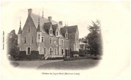 49 Chateau De JUIGNE-BENE - Altri Comuni