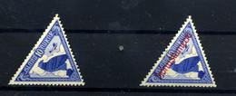 Islandia (aéreo Y Servicio) Nº 3 Y 58ª. Años 1930 - Airmail