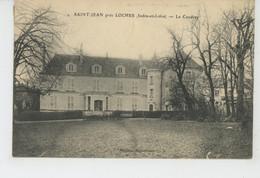 SAINT JEAN Près LOCHES - Le Coudray - Autres Communes