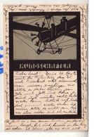 53405 Ak Flugzeug Kundschafter 1. Weltkrieg Um 1915 - Sin Clasificación