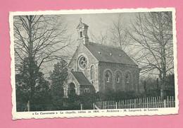 C.P. Champlon  = La Conversertie  : Chapelle  1904 - Tenneville