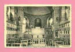C.P. Champlon  = La Conversertie  :  Intérieur Chapelle  1904  :  Vue  D'  Ensemble - Tenneville