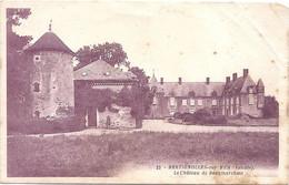 CPA - Brétignolles Sur Mer - Le Château De Beaumarchais - Bretignolles Sur Mer