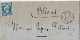 SAONE ET LOIRE PC 1034 LE CREUZOT 1861 - 1849-1876: Periodo Classico