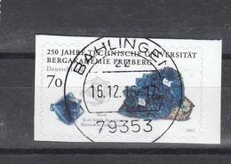 Deutschland BRD Gestempelt  3198 Skl  Uni Freiberg - Oblitérés