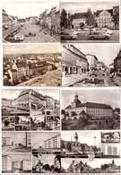 57249/8 Ak Zeitz Wilhelm Külz Platz, Friedensplatz, Leninplatz Usw. Um 1970 - Sin Clasificación