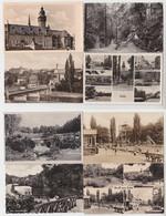 57250/8 Ak Zeitz Sommerbad, Wendische Straße, Platz Der Einheit Usw. Um 1960 - Sin Clasificación