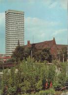 Frankfurt Oder - Hochhaus Am Platz Der Republik - 1987 - Frankfurt A. D. Oder