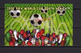 South Africa 2007 Football Soccer World Cup S/s MNH - 2010 – Zuid-Afrika