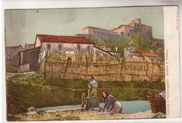 59279 Ak Italien Dintorni Di Salsomaggiore Castello Di Tabiano Um 1910 - Sin Clasificación