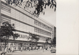 D-30159 Hannover - Der Neue Kaufhof - Bahnhofstraße - Eröffnung 9.11.1967 - Cars - Hannover
