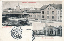 FRANKENTHAL - BAHNHOF - Frankenthal