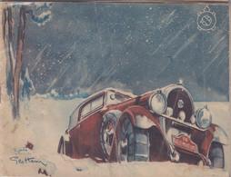 LIVRET 1932 : XIème RALLYE DE MONTE-CARLO - Edité Par HOTCHKISS - Car Racing - F1