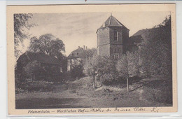 42301 Ak Friemersheim Werth'schen Hof 1923 - Ohne Zuordnung