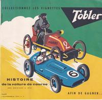Collecteur De Vignettes TOBLER - Reclame