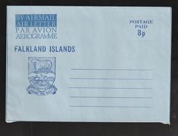 Falkland Islands - Aerogramm ** (E524) - Falklandeilanden