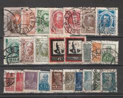 Russland/Sowjetunion - Lot Mit Fruehen Ausgaben (E526) - Lots & Kiloware (mixtures) - Max. 999 Stamps