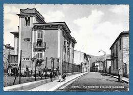 ISERNIA VIA ROBERTO E MANLIO MAIORINO VG. 1952 N°A997 - Isernia
