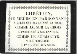 CPA°-1990-Murailles De La Révolution Francaise-Affiche N°34-Lors Assassinat Duc De Berry 02/1820-Edit Lyna-RARE - Demonstrationen