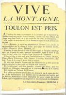 CPA°-1990-Murailles De La Révolution Francaise-Affiche N°27-Proclamation 1793-Sans Culotte Mons-Edit Lyna-RARE - Demonstrationen