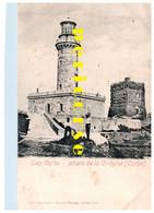 20  Cap Corse  Phare De La Ciraglia - Andere Gemeenten