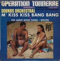 Opération Tonnerre - Thunderball - Sounds Orchestral - Mr Kiss Kiss Bang Bang - James Bond Theme - Spectre - Musica Di Film