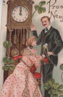 Mann Und Frau - Prosit Neujahr - 1905 - Año Nuevo