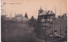 Richelle - L' Eglise Et Environs - Edit. Albert N° 1 - Visé