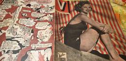 V 47/SPELEO CANJUERS/MONTFERRAND/VALREAS St JEAN/PIERREUX/DUBLIN/MARIAGE BAKER BOUILLON/BOROTRA/MARSEILLE DESSINATEUR - 1900 - 1949