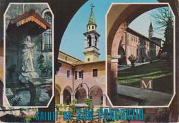 Ponte Di Barbarano - Vicenza - San Pancrazio - Convento Francescano - Chiostro Cinquecentesco - Immacolata Del '700 - Other Cities