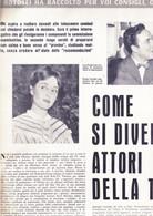 (pagine-pages)PAOLO CARLINI   Rotosei1957/35sp.r - Altri