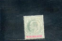 LAGOS 1904-5 * FIL CA MULT. PLI-CREASE - Andere