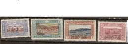 Turkey  1918  Various War Overprints   Unmounted Mint - Ongebruikt