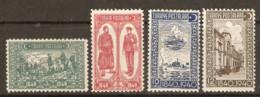Turkey  1940  SG  1220-3   Mounted Mint - Ongebruikt