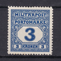 Österreich - Bosnien - Porto - 1916 - Michel Nr. 26 - Ungebr. - Ongebruikt
