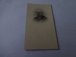 Doodsprentje Baron De Vicq De Cumptich Turnhout 1882-turnhout 1947 - Religion & Esotérisme