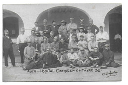 32 – AUCH : Hôpital Complémentaire 32 - Auch