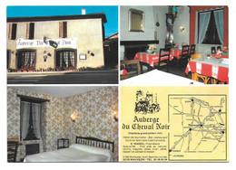 32 – MAUVEZIN : Bar-Hôtel-Restaurant-Hôtel De Tourisme « Auberge Du Cheval Noir » - E Massol Propriétaire - Andere Gemeenten