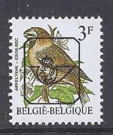 VARIA 99 * BUZIN PRE  820 P7a * Beeld Naar Links Verschoven * Postfris Xx - 1985-.. Pájaros (Buzin)