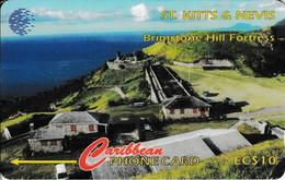 STK-055Ab - Brimstone Hill Fort - Ll O - 55CSKA - St. Kitts & Nevis