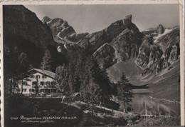 Schweiz - Altmann - Berggasthaus Seealpsee - 1957 - Altri