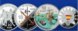 ESPAGNE SPAIN SPANIEN ESPAÑA 2020 COIN SELECTION MONEDAS COLECCIÓN EMISIÓN FNMT PARA CORREOS LIM. 300 UNIDS - Sets Sin Usar &  Sets De Prueba