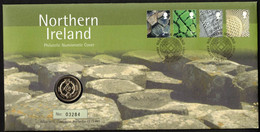 GREAT BRITAIN, 2001 NORTHERN IRELAND PNC - 1 Pound