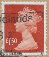 GB SG U2917 2009 Machin £1.50 Good/fine Used [38/31647/25D] - Machins