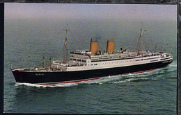 MS Berlin - Dampfer