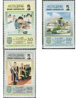 Ref. 639028 * MNH * - BRUNEI. 1995. 10 ANIVERSARIO DE LA UNIVERSIDAD DE BRUNEI - GARUSSALAM - Brunei (1984-...)